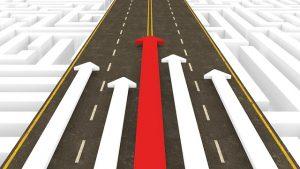 השגת יעדים עסקיים באמצעות מטרות